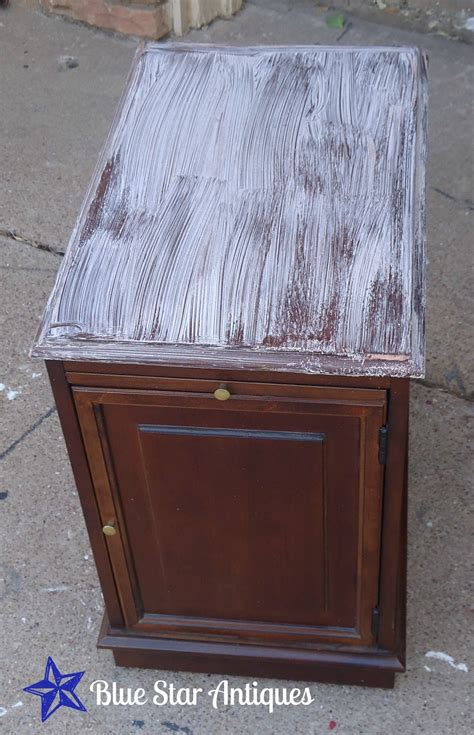 how to refinish a table top blue antiques how to and refinish a table top