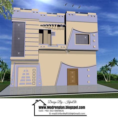 home design 7 front elevation in pakistan india