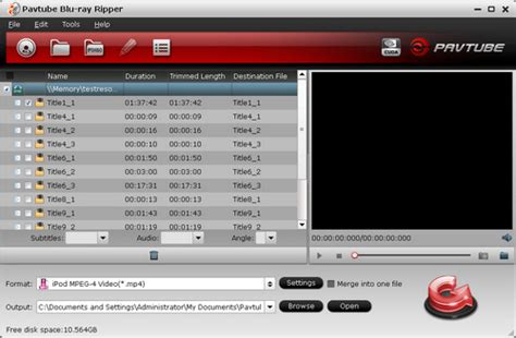 format video zen creative blu ray to creative zen converter convert blu ray movies