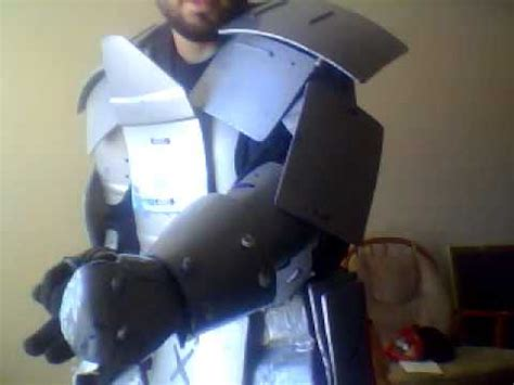 home made armor