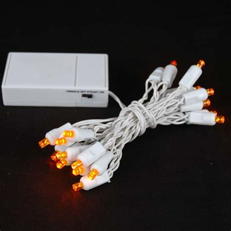 battery operated white lights 20 led battery operated lights on white