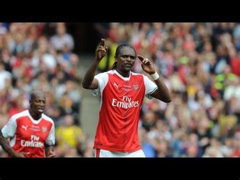 nwankwo kanu legendary skills kanu goals how kanu goal keepers