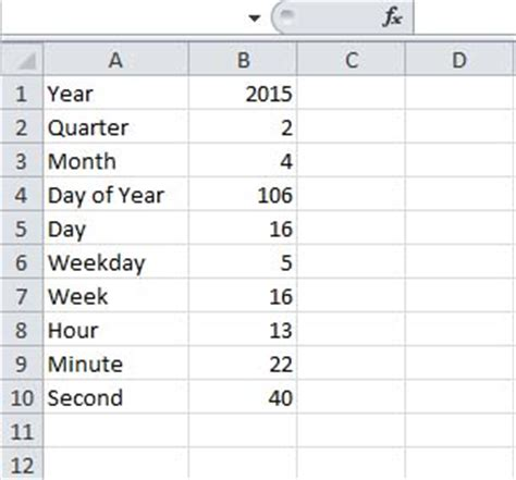 excel format yyyy ww excel vba lesson 11 date and time functions excel vba