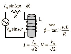 behavior of inductor in ac circuit how inductor behaves in ac 28 images inductor ac behavior ac resistive circuits inductors