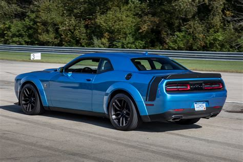 2020 dodge challenger wide the 2019 dodge challenger r t pack widebody is the