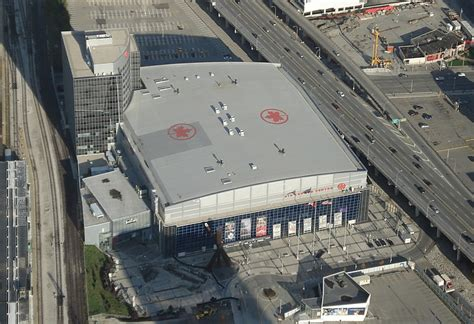 Bell Centre Floor Plan file air canada centre from cn tower jpg wikimedia commons