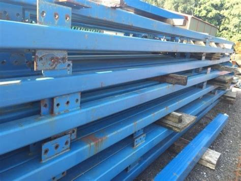 100mm box section steel 8 640mtr of 100mm x 100mm x 4mm steel box section second