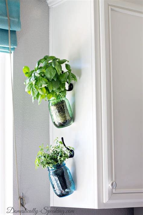 indoor edible gardens herb planters apartment therapy ideas for a stylish indoor kitchen herb garden apartment