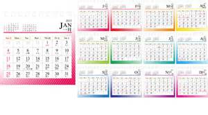 Small Desk Calendar 2016 Printable Mini Calendar Calendar Template 2016