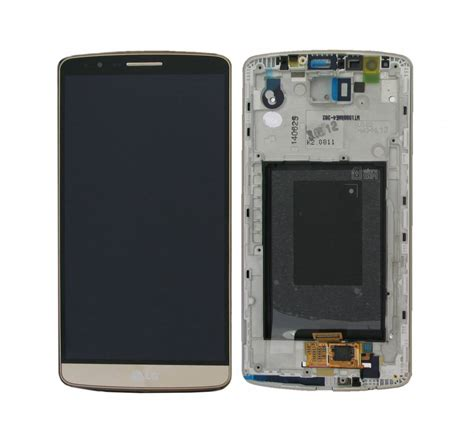Lcd Lg G3 lg d855 g3 lcd display module gold acq87190303 parts4gsm