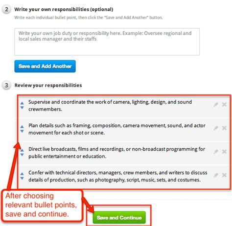Linkedin Resume Builder Bullet Points Resume Builder Comparison Resume Genius Vs Linkedin Labs