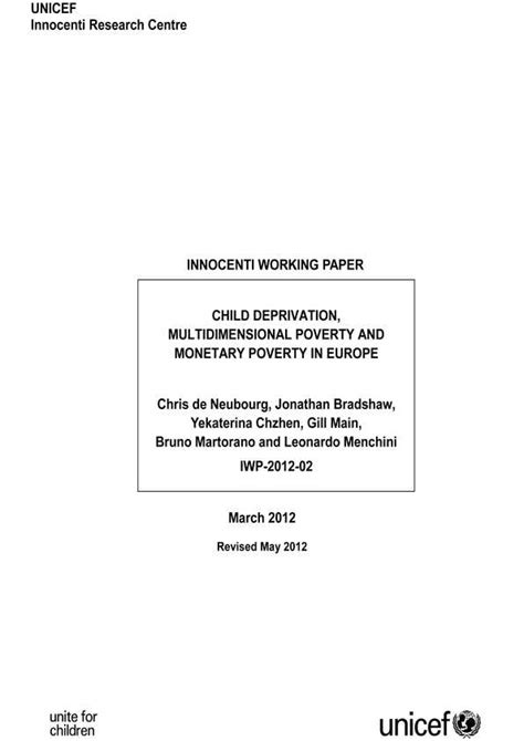 Child Poverty In America Essay by Essays About Poverty