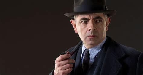 Mr Bean Line rowan atkinson s maigret slammed by critics as mr bean