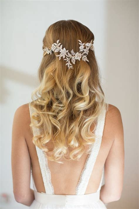 Wedding Hair Accessories Lace Dress by Wedding Hair Vine Lace Bridal Hair Accessory