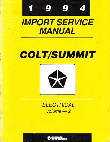 car service manuals pdf 1995 eagle summit spare parts catalogs service manual 1994 eagle summit service manual on a relays service manual ac repair diagram