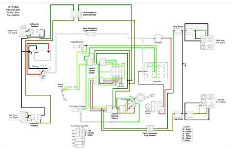hazard light switch wiring diagram fuel tank wiring