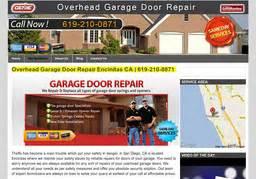 Garage Door Repair Encinitas Overhead Garage Door Repair In Encinitas Ca 619 210 0871 Special Trades Contractors Cmac Ws
