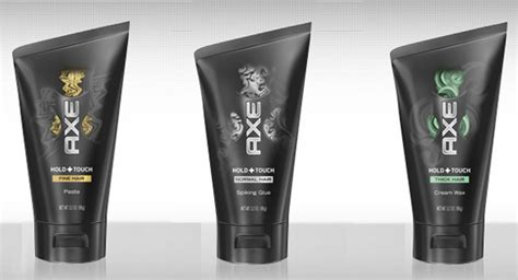 cool hairstyles to do eith axe gel review axe hold touch styling products