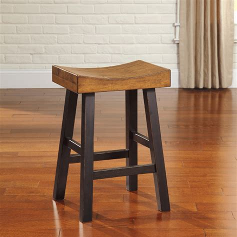 bar stools nashua nh glosco 24 quot stool bernie phyl s furniture by ashley