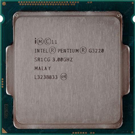 Cpu Lenovo Destop Dual Seri G3220 Haswel Soket 1150 intel pentium g3220 techpowerup cpu database