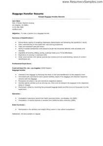 Sle Resume For Material Handler by Free Sle Resume For Material Handler Bestsellerbookdb