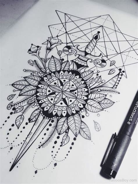 tattoo mandala design mandala tattoos designs pictures page 21