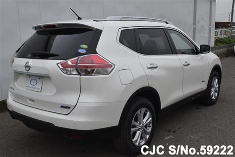 nissan x trail white 2017 2017 nissan x trail hybrid white for sale stock no