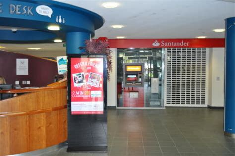 is santander bank open today santander opens new branch northumbria