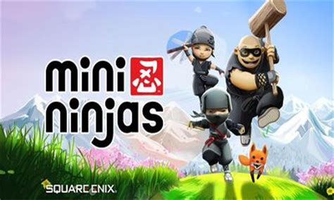 mini ninjas apk mini ninjas android apk mini ninjas free for tablet and phone via torrent