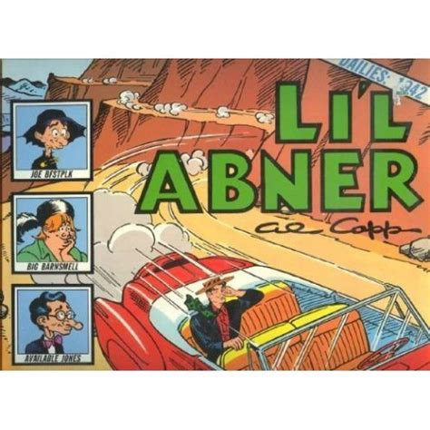 li l abner the complete dailies and color sundays vol 9 1951 1952 books li l abner dailies volume eight 1942 li l abner