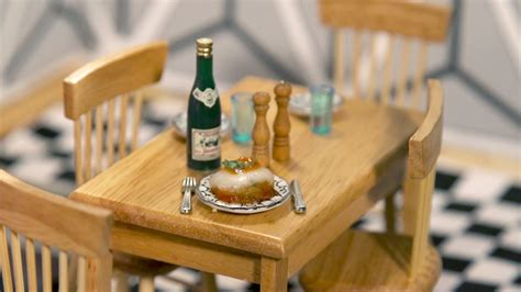 Tiny Kitchen Tastemade tiny kitchen cook up real food in doll sized