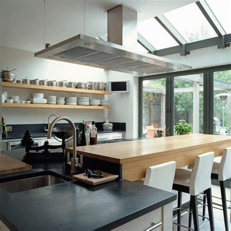 kitchen extensions ideas glass roof kitchen extension ideas home