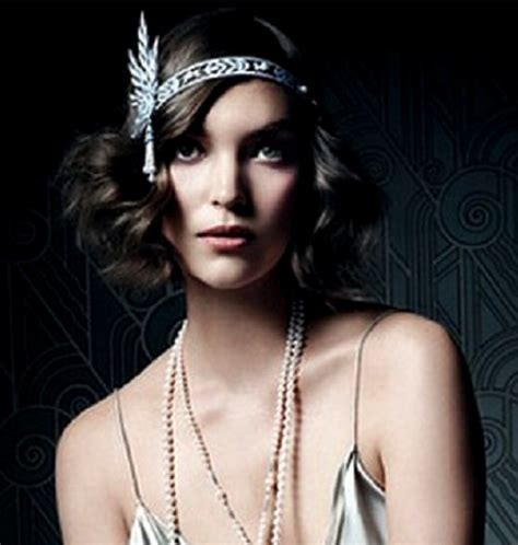 make a gatsby hair peice the great gatsby headpiece downtown abbey 1920 s