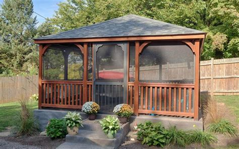 buy a gazebo buy a gazebo pavilion pergola or cabana in wood or vinyl
