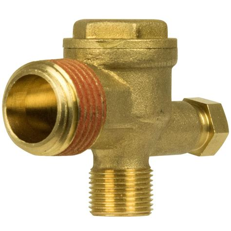 Husky Gift Card Balance Check - unbranded replacement check valve for husky air compressor e106123 the home depot