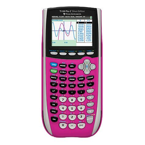 ti 84 color graphing calculator instruments ti 84 silver edition color graphing