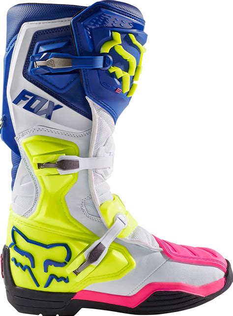 2017 Fox Racing Comp 8 Boots Mx Atv Motocross Off Road