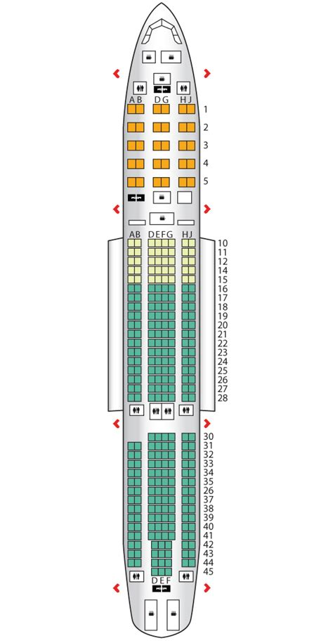 economy comfort seat klm review economy comfort a330 300 klm seat maps reviews