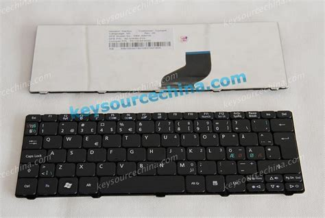 Keyboard Acer Aspire One D522 532 532h D255 D260 D270 Nav50 Pav70 acer aspire one 532h d255 d260 nav50 nav51 emachines em350