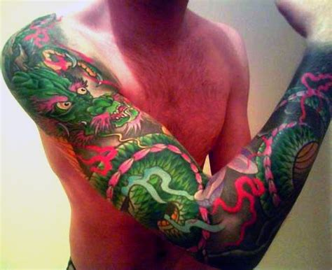 desain gambar tato naga beserta maknanya gambar tips