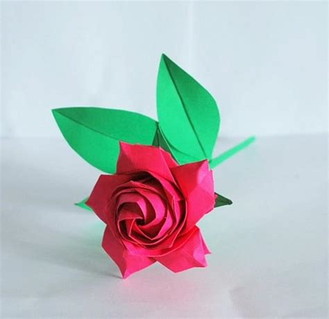 Origami Roses For Sale - origami bouquet paper wedding flower