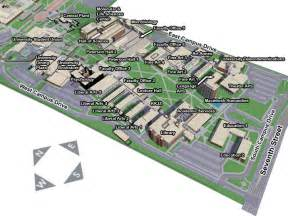 Cal State Long Beach Campus Map by Pin Long Beach State Campus Map On Pinterest