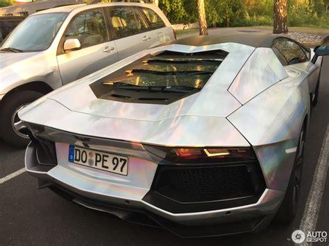 Aubameyang Lamborghini by Lamborghini Aventador Lp700 4 15 Mai 2016 Autogespot