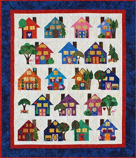 quilt pattern home is where the heart is the quilt pattern magazine the quilting magazine