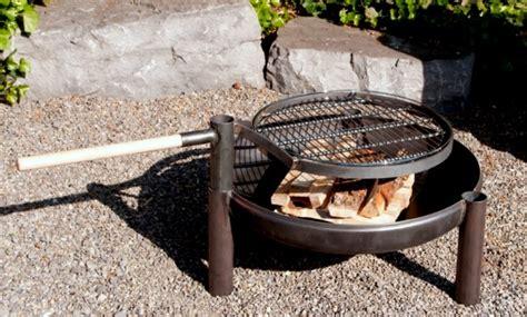 feuerschale zum grillen grill feuerschale backburner grill nachr 252 sten