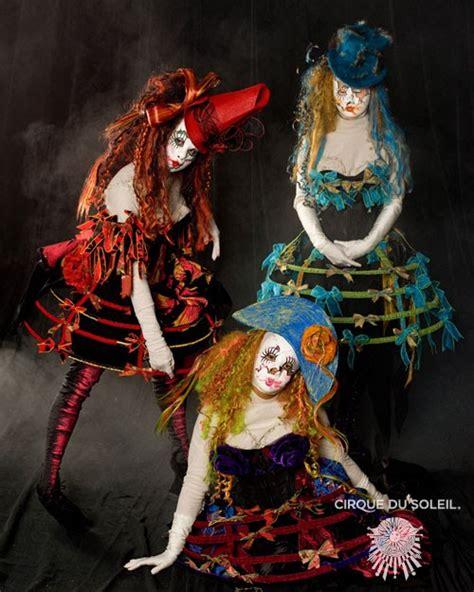 Erika's Chiquis: Cirque Du Soleil Costumes
