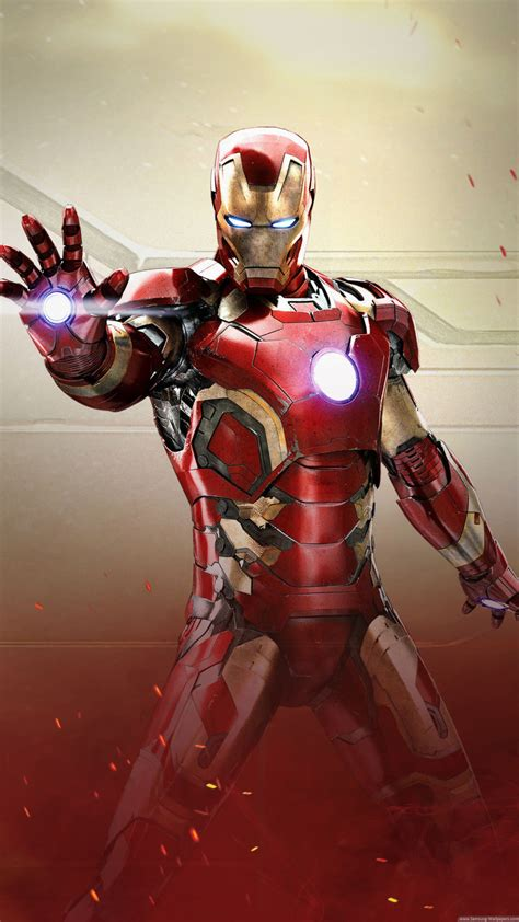 Iron Marvel Y1890 Samsung Galaxy J7 Pro 2017 iron wallpaper for phone