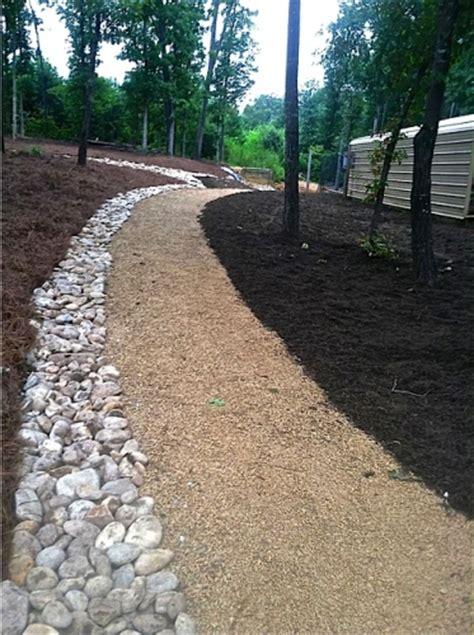 eco friendly landscape drainage company in rock hill nc