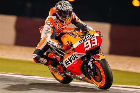 marquez  tested  small winglets motogp