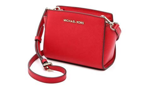 Tas Wanita Branded Import Fashion Selma 8016 Trendy Murah michael kors leather crossbody bag groupon goods